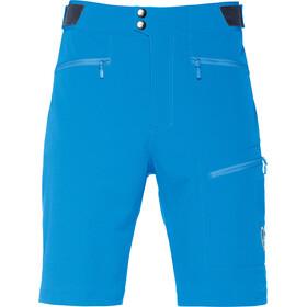 Norrøna Falketind Flex1 Spodnie krótkie Mężczyźni niebieski